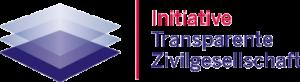 Dies ist das Logo der Initiative Transparente Zivilgesellschaft
