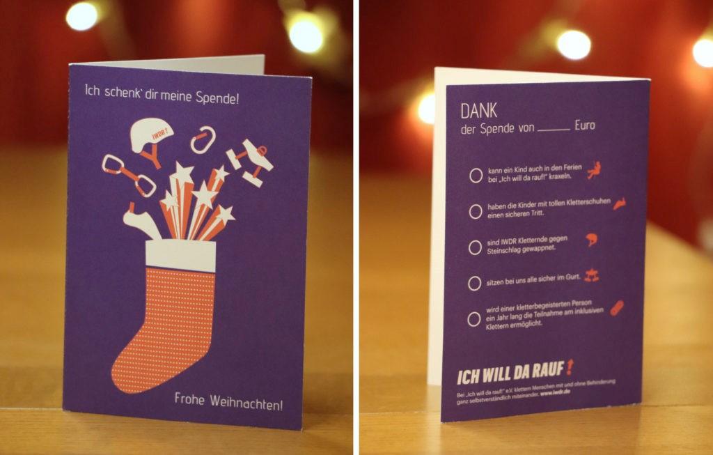 IWDR-Geschenkkarte
